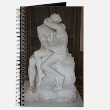 Rodin's The Kiss Journal