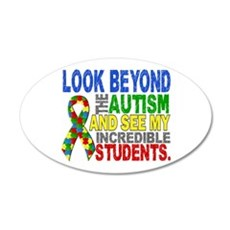 Look Beyond 2 Autism Student Wall Decal