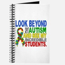 Look Beyond 2 Autism Students Journal