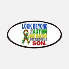 Look Beyond 2 Autism Son Patches