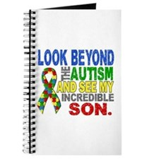 Look Beyond 2 Autism Son Journal