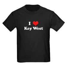 I Love Key West T
