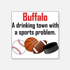 Buffalo A Drinking Town With A Sports Problem Stic