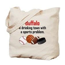 Buffalo A Drinking Town With A Sports Problem Tote