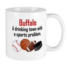 Buffalo A Drinking Town With A Sports Problem Mugs