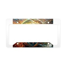 RISING PHOENIX License Plate Holder