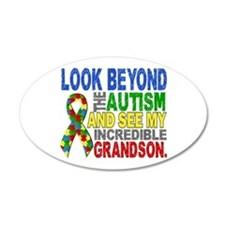 Look Beyond 2 Autism Grandso Wall Decal