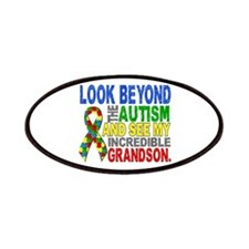 Look Beyond 2 Autism Grandson Patches