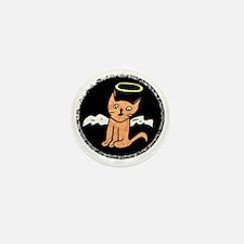 Heavens cat Mini Button