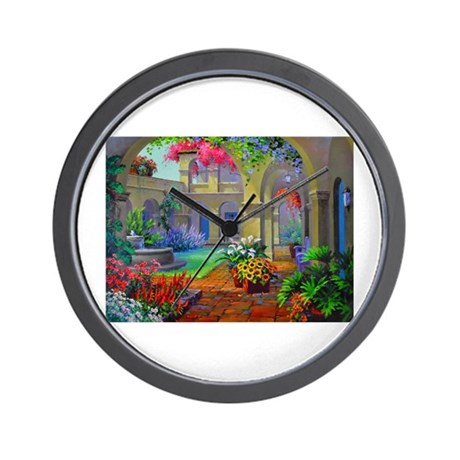 PERFECT PATIO Wall Clock