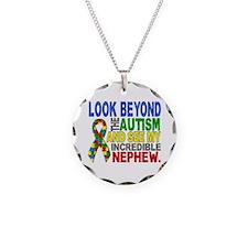 Look Beyond 2 Autism Nephew Necklace