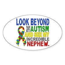 Look Beyond 2 Autism Nephew Decal