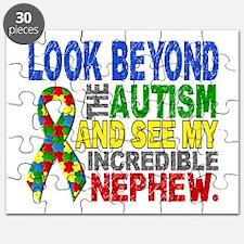 Look Beyond 2 Autism Nephew Puzzle