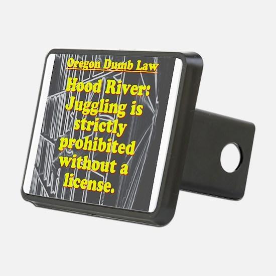 Oregon Dumb Law #7 Hitch Cover