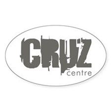 Cruz Centre Decal
