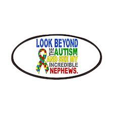 Look Beyond 2 Autism Nephews Patches