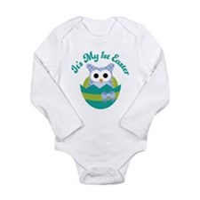 My 1st Easter Bunny Long Sleeve Infant Bodysuit
