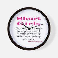 Funny Tiny Wall Clock