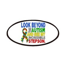 Look Beyond 2 Autism Stepson Patches