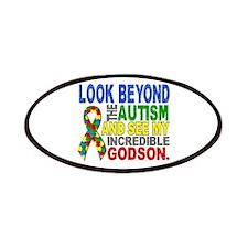 Look Beyond 2 Autism Godson Patches