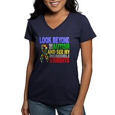 Look Beyond 2 Autism S Shirt