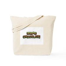 URBAN CHOCOLATE Tote Bag