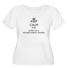 Keep Calm and Listen to a Welfare Rights Adviser P