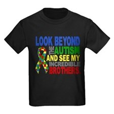 Look Beyond 2 Autism Brothers T