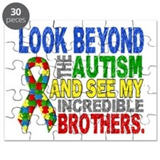 Look Beyond 2 Autism Brothers Puzzle