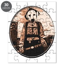Fire Dog Puzzle
