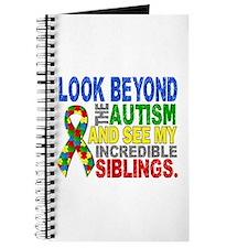 Look Beyond 2 Autism Siblings Journal