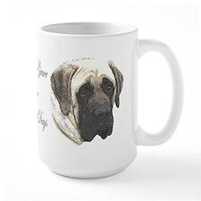 Dina's Grace Mastiff Mug