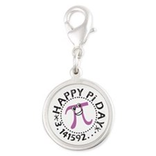 Happy Pi Day Charms