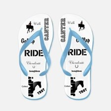 Unique Horse themed Flip Flops