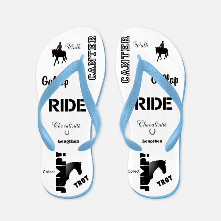 Cute Horse items Flip Flops