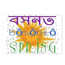 Spring, ????? , Bôsôntô Gifts Postcards (Package o