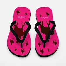 Horse items Flip Flops