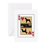 Giant schnauzer Greeting Cards (10 Pack)