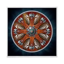 Norse Shield - Aegishjalmur Queen Duvet