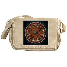Norse Shield - Aegishjalmur Messenger Bag