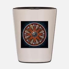 Norse Shield - Aegishjalmur Shot Glass