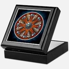 Norse Shield - Aegishjalmur Keepsake Box