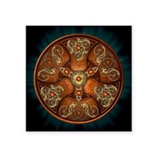 Celtic Shields - Copper Chieftain Sticker