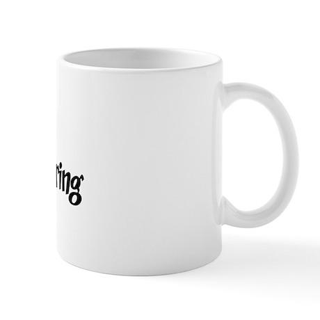 Life is optical engineering Mug