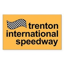 Trenton International Speedway Decal