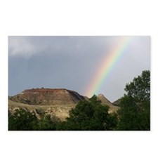 Western rainbow Postcards (Package of 8)