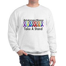 Autoimmune Disease TAS Sweatshirt