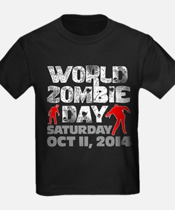 World Zombie Day 2014 T
