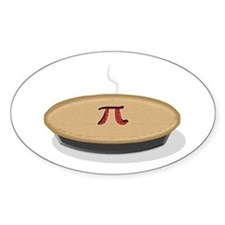 I Like Pi(e) Decal