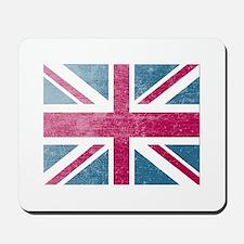 Union Jack Retro Mousepad